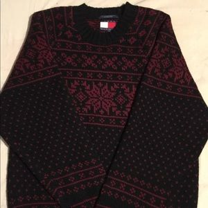 Vintage Tommy Hilfiger Christmas sweater